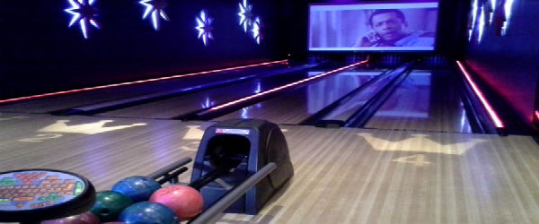King's Bowl Orlando - bowling lanes
