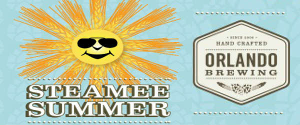 Orlando Brewing Hosts Steamee Summer Tapping