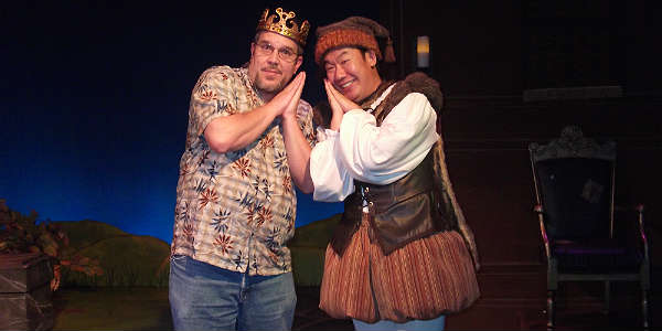 The Frog and the Princess by the Orlando Shakespeare Theater