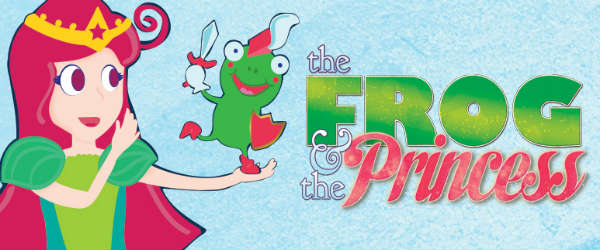 Orlando Shakespeare Theater Presents The Frog and the Princess