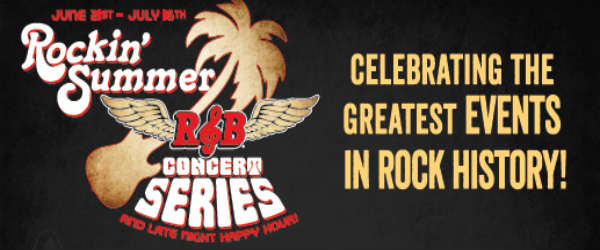 Rock and Brews Oviedo hosts Rockin' Summer Concert Series