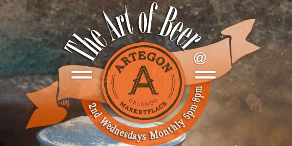 The Art of Beer at Artegon Marketplace