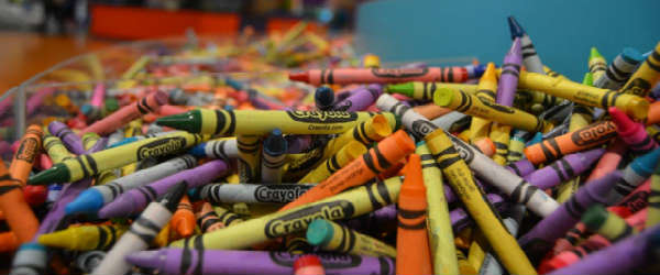 Crayola Experience opens at the Florida Mall - crayola crayons by Kirk Garreans