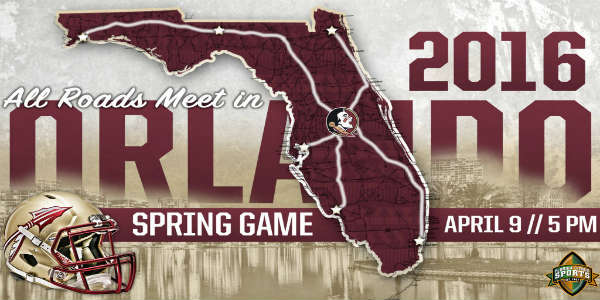 2016 FSU Spring Football Game