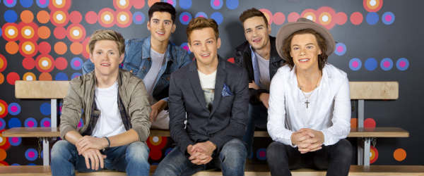 One Direction Reunites at Madame Tussauds Orlando