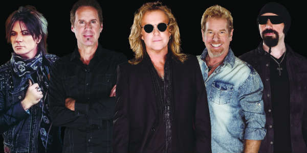 Night Ranger returns to Orlando in concert.