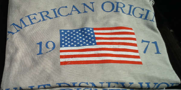 Disney's Port Orleans - Riverside - 4th of July shirt