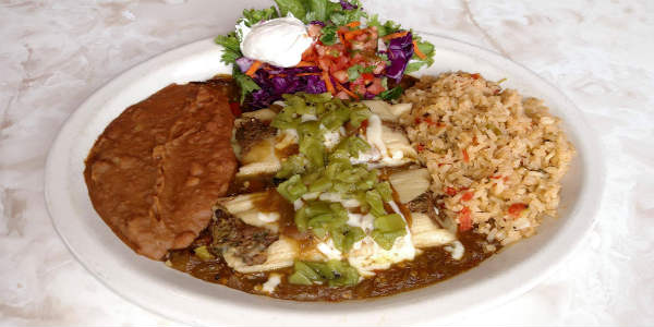 Chuy's Green Chile Pork Tamales