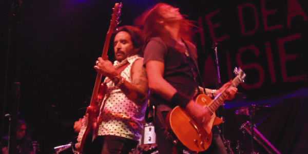The Dead Daisies at the Hard Rock Live Orlando on August 3