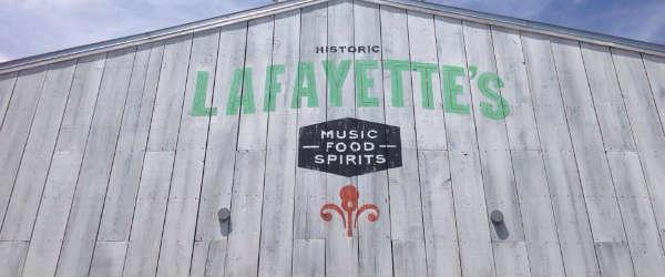 Lafayette's Orlando