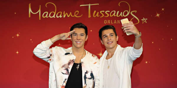 Madame Tussauds Orlando to Receive Austin Mahone Figure