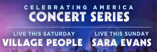 Village People and Sara Evans Close Out Final SeaWorld Orlando Summer Nights