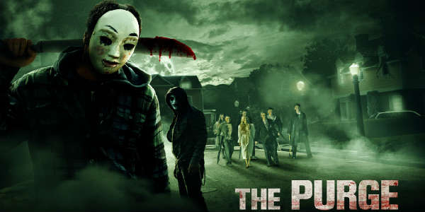 The Purge Returns to Halloween Horror Nights 25
