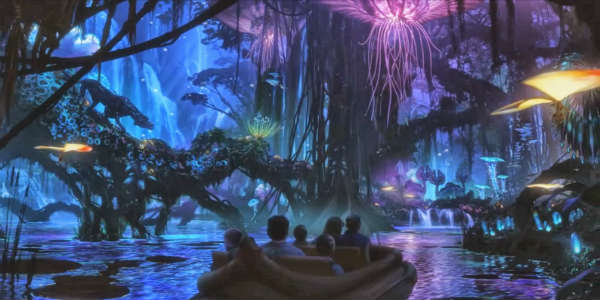 Disney's Animal Kingdom - Pandora World of Avatar