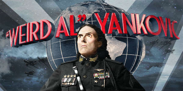 Weird Al Yankovic  Mandatory World Tour