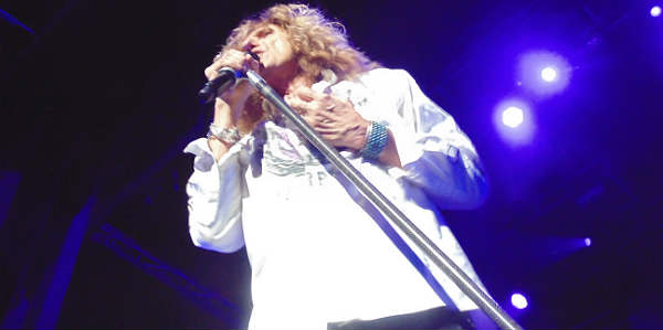 David Coverdale of Whitesnake at Hard Rock Live Orlando by Michelle Snow