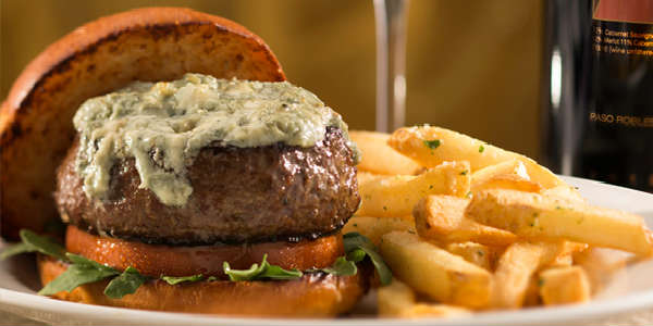 The Capital Grille offers luxury burger experience with Wagyu & Wine