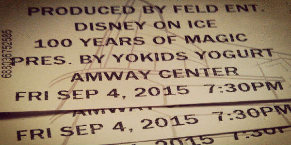 Disney on Ice 100 Years of Magic at Amway Center