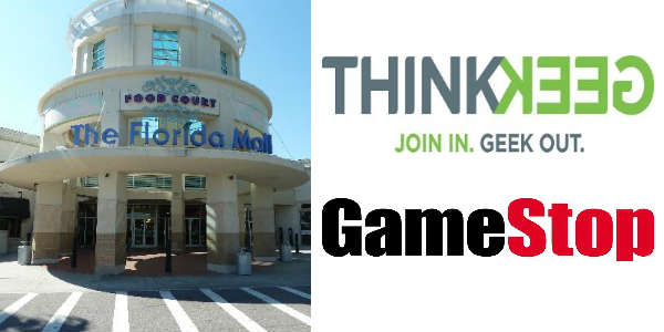 ThinkGeek at Florida Mall