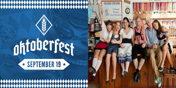 Orlando Brewing - 9th Annual Oktoberfest