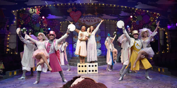 Orlando Shakespeare Theater Presents Monty Python's SPAMALOT - the grand finale