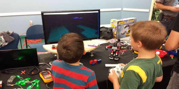 Maker Faire Orlando 2015