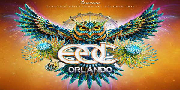 Electric Daisy Carnival Orlando 2015