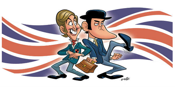 John Cleese and Eric Idle - Together Again At Last…For The Very First Time