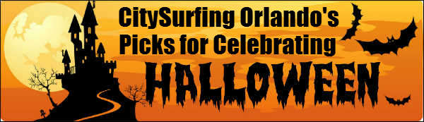 CitySurfing Orlando's Picks for Celebration Halloween in Central Florida
