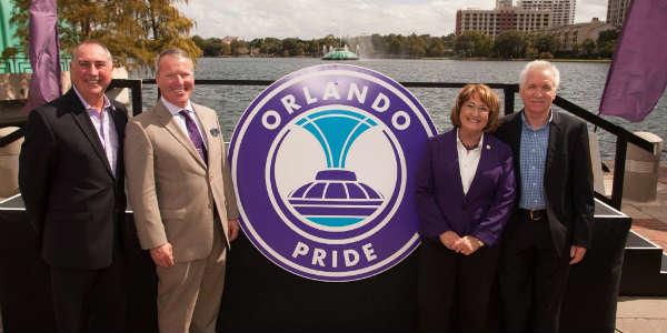 Orlando Pride official announcement