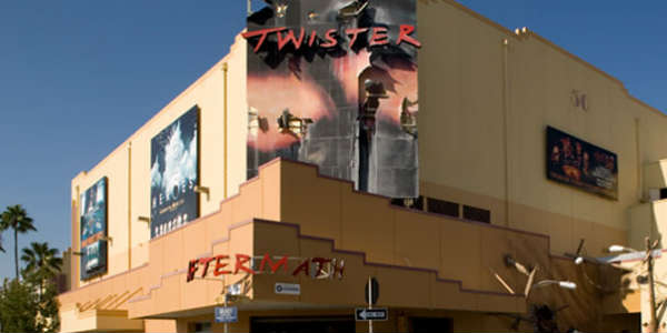 Twister: Ride It Out at Universal Orlando