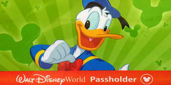 Walt Disney World annual passes
