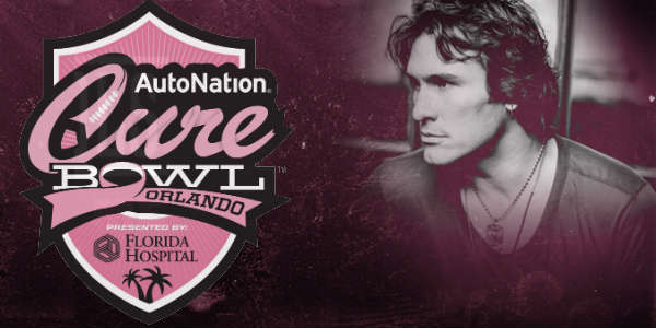 AutoNation Cure Bowl feat Joe Nichols concert