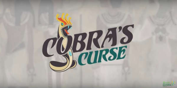 Busch Gardens Tampa Reveals Cobra's Curse Logo