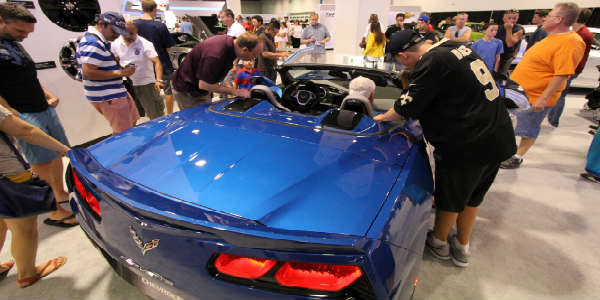 Central Florida International Auto Show