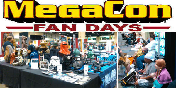 MegaCon Fan Days 2015