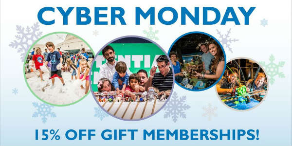Orlando Science Center Cyber Monday