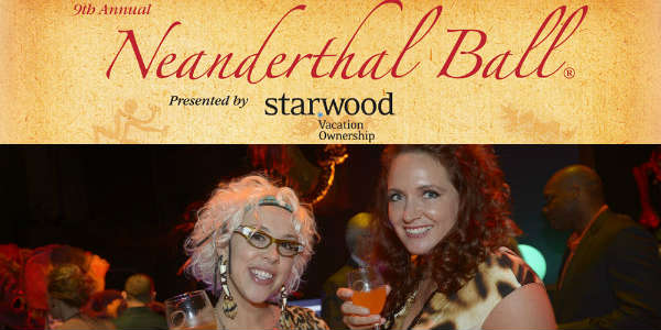 9th Annual Neanderthal Ball returns to Orlando Science Center