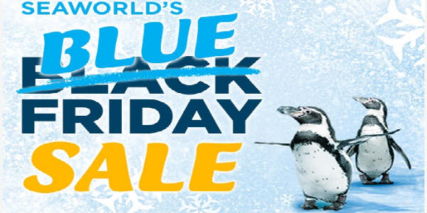 SeaWorld Orlando Blue Friday