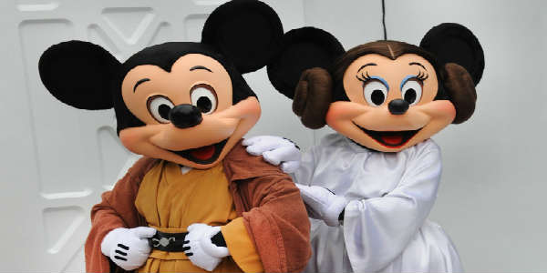 Star Wars Weekends event at Disney's Hollywood Studios