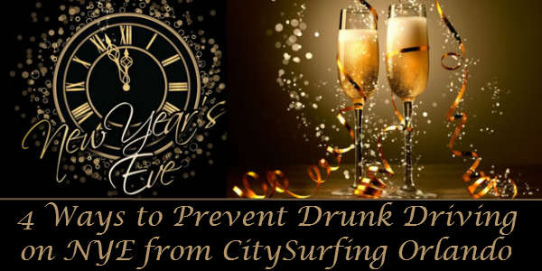 4 Ways to Get Home New Year's Eve in Orlando If You've Had Too Much to Drink