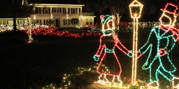 Festival of Lights at Cypress Grove