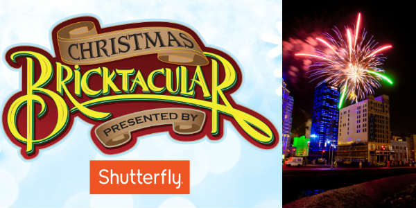 Christmas Bricktacular Celebration at LEGOLAND Florida