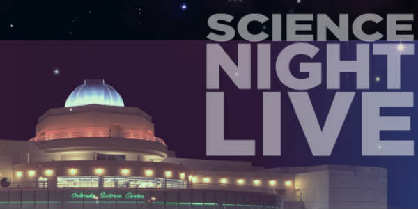 Science Night Live! at Orlando Science Center