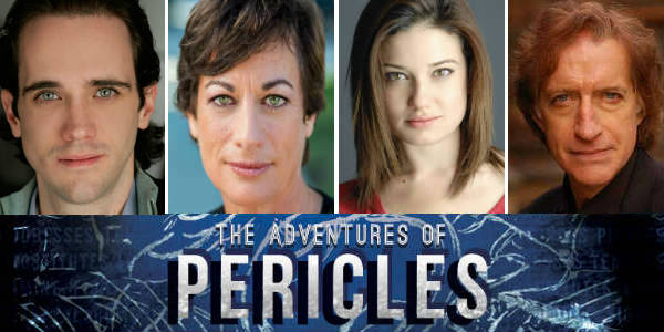 Orlando Shakespeare Theater in Partnership with UCF presents The Adventures of Pericles