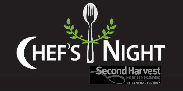 Second Harvest Food Bank of Central Florida Chef's Night dinners