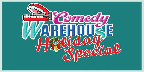 """The Comedy Warehouse Holiday Special"" returns to Disney's Hollywood Studios"