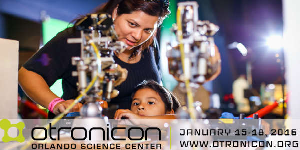 Otronicon 2016 at the Orlando Science Center