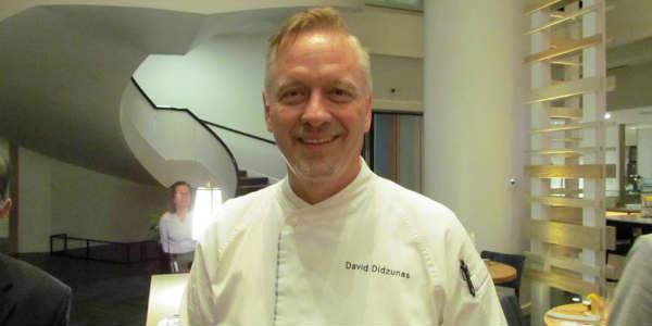 LakeHouse Restaurant at Hyatt Regency Grand Cypress - The Chef - photo John Frost