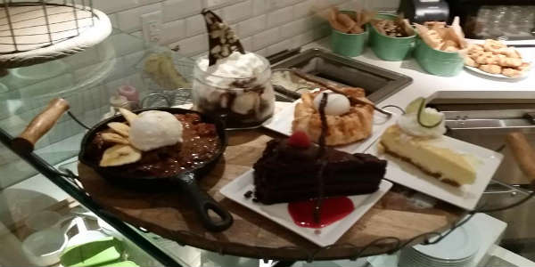 LakeHouse Restaurant at Hyatt Regency Grand Cypress - desserts  - photo John Frost